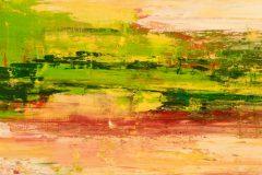 o. T. - Acryl auf Leinwand - 80/180 cm - 2007