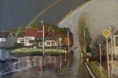 Nach dem Gewitter - Pastell - 24/42 cm - 2018